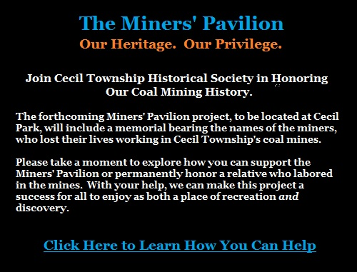 Support the Miners' Pavilion at Cecil Park